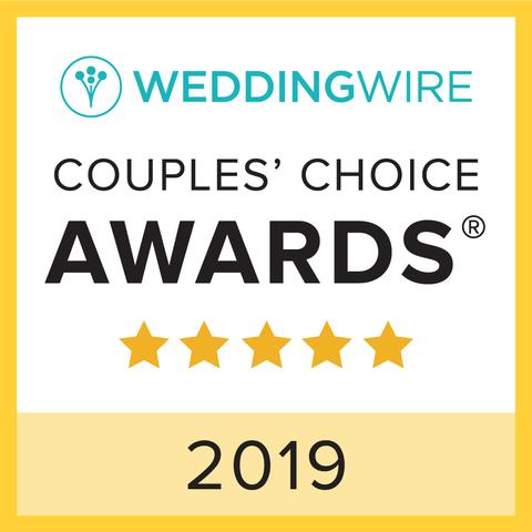 weddingwire award 2019