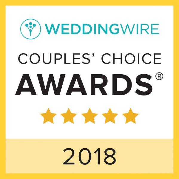 wedding wire 2018 award