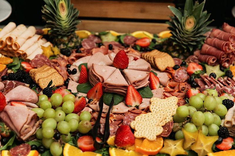 Fruits Dish